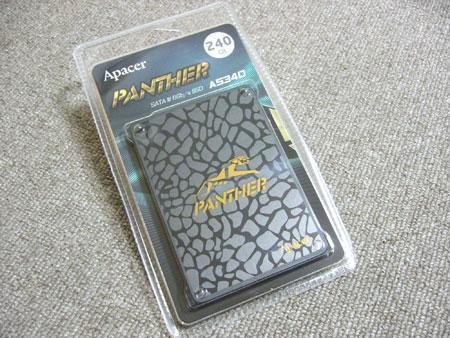 PANTHER SATA III SSD 240GB