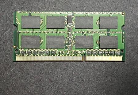 DDR3 の片面