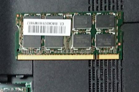 DDR2 のもう片面