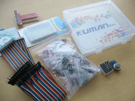 Kuman センサーモジュール キット