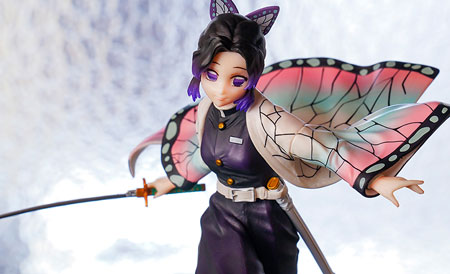 G 賞:胡蝶しのぶフィギュア