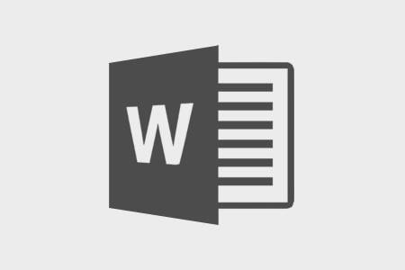Word で 400 字詰めの原稿用紙の設定と印刷を行う方法